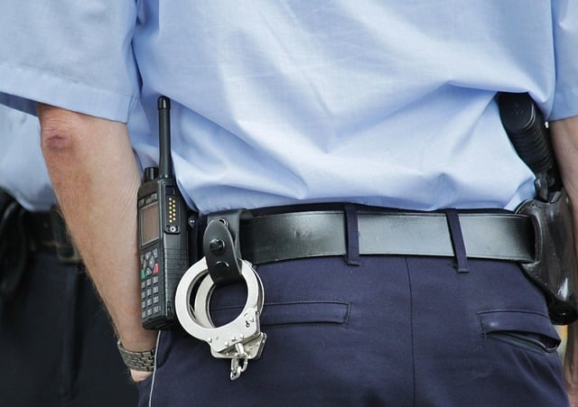 Policjant po służbie zatrzymał dwóch mężczyzn z narkotykami