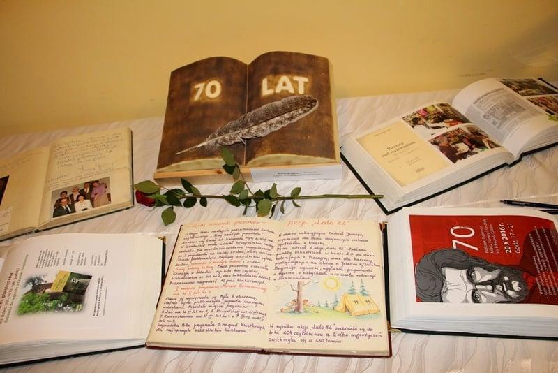Jubileusz 70-lecia Biblioteki Publicznej Miasta i Gminy Szamotuły