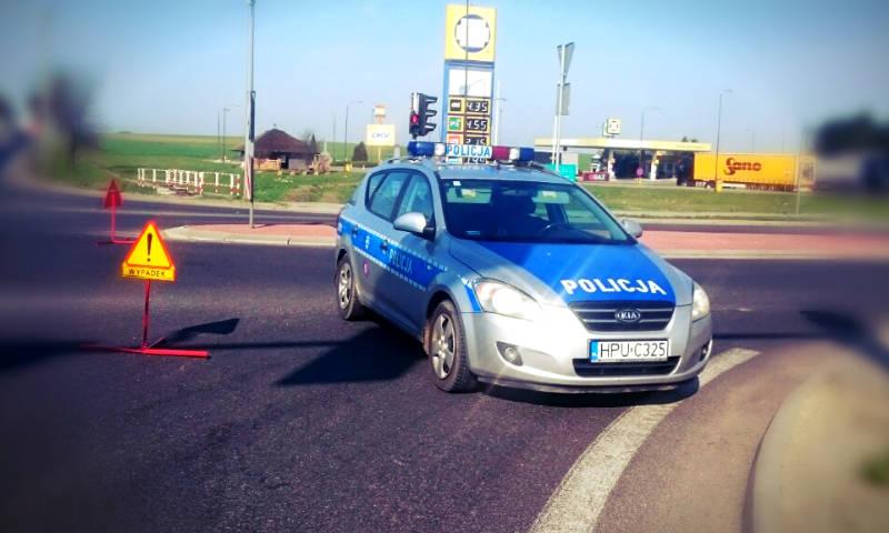 Niebezpieczny początek miesiąca na drogach powiatu