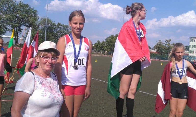 Sportowe sukcesy młodej szamotulanki