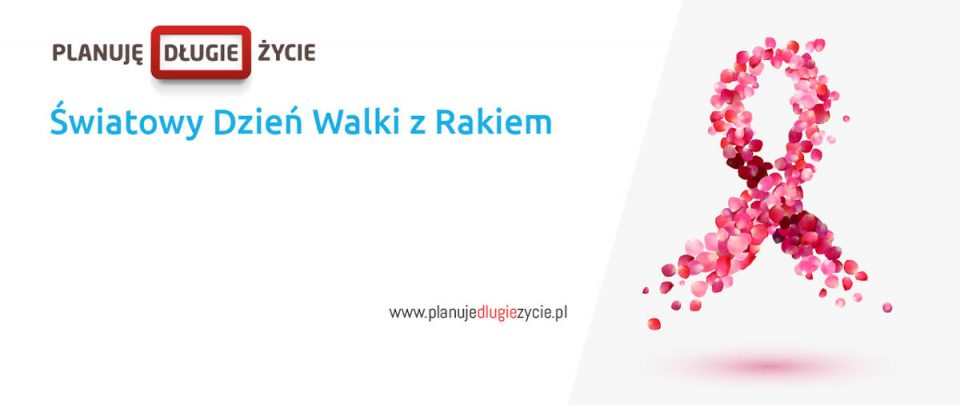 Dziś Światowy Dzień Walki z Rakiem. Nowotwory drugą przyczyną zgonów w Polsce