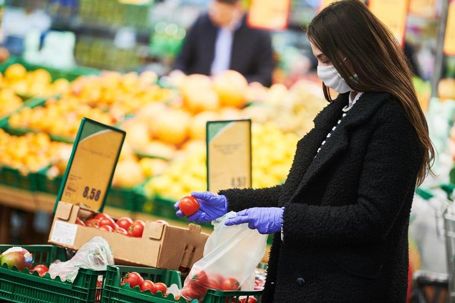 6 zasad bezpiecznych zakupów w czasie pandemii koronawirusa