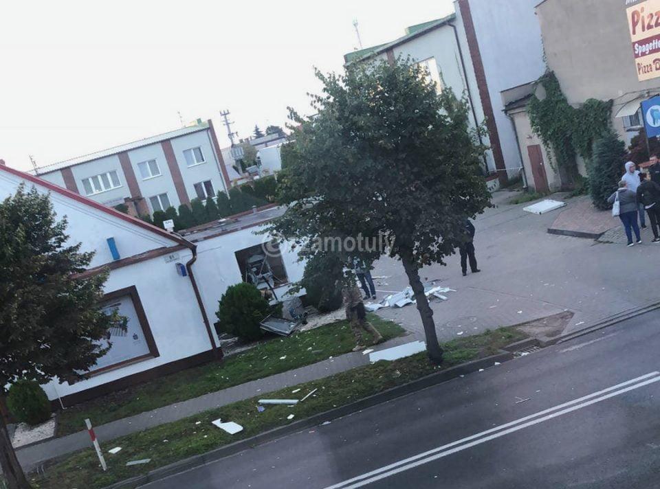 Policjanci rozbili grupę wysadzającą bankomaty