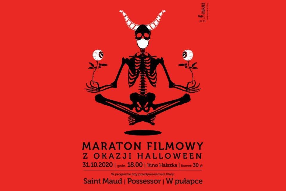 Kino Halszka zaprasza na maraton filmowy z okazji Halloween