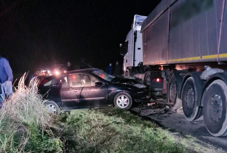 Wypadek w Dusznikach. Zginęła młoda kobieta