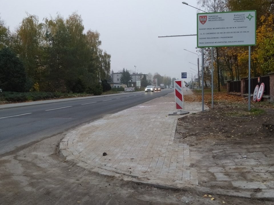 Szamotuły. Cztery firmy chętne do przebudowy ul. Bolesława Chrobrego