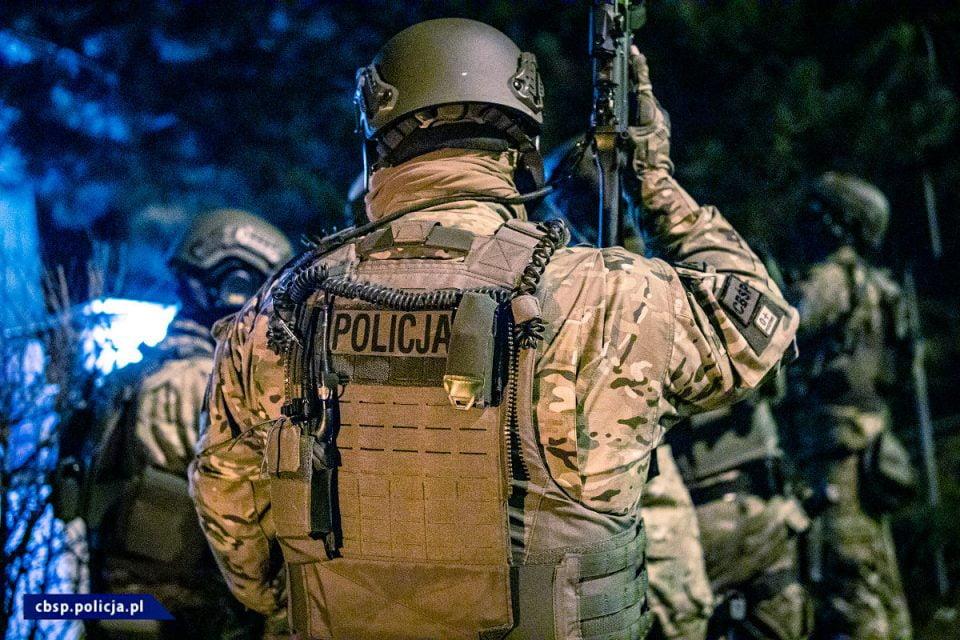 CBŚP: Potężne uderzenie w wielkopolski gang
