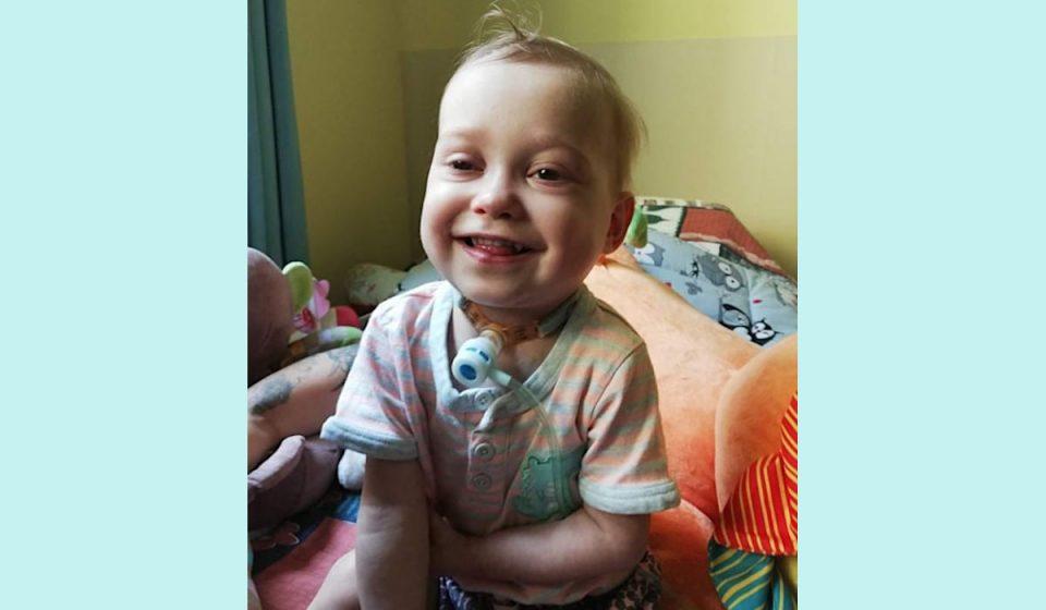 Trwa walka o życie dwuletniej Amelki z Szamotuł. Każdy może pomóc!