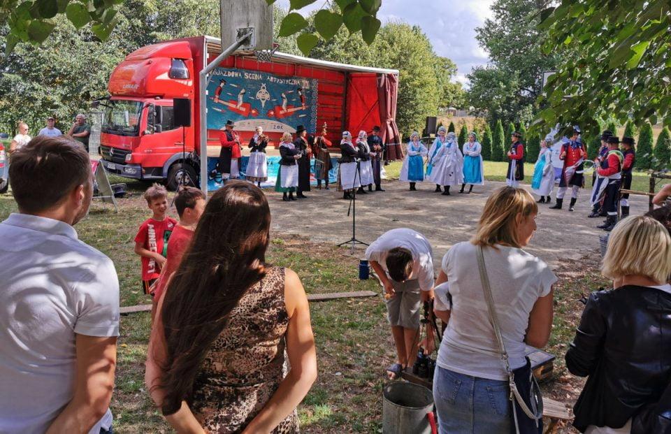Objazdowa Scena Artystyczna wyleci w sierpniu do 10 wsi w gminie Szamotuły
