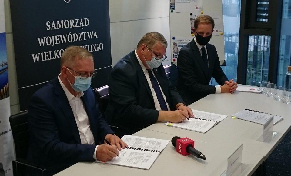 Kolejny krok w kierunku rewitalizacji linii kolejowej nr 368 Międzychód – Szamotuły